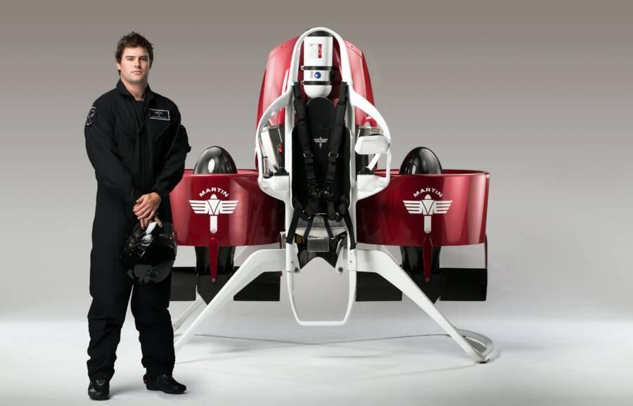 Martin Aircraft Company Jetpack