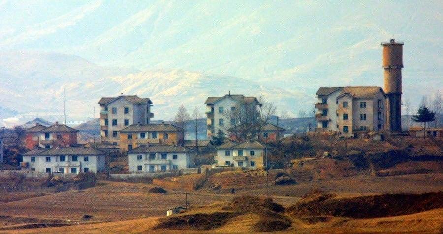 Inside Peace Village North Korea's Propaganda Town In The DMZ