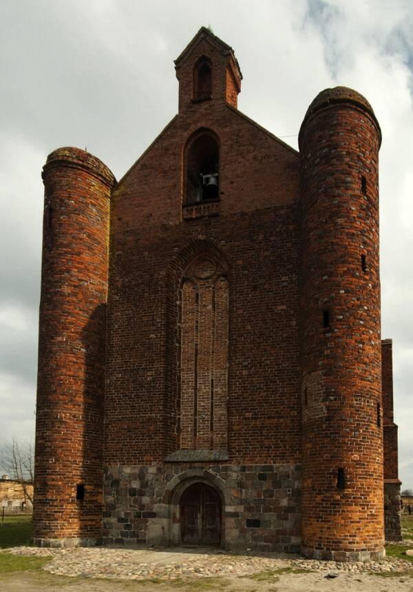 Saint Stanislaus Chapel Exterior