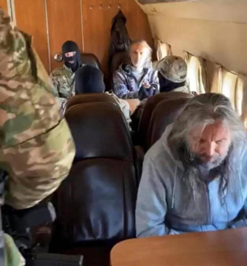 Sergei Torop Arrest