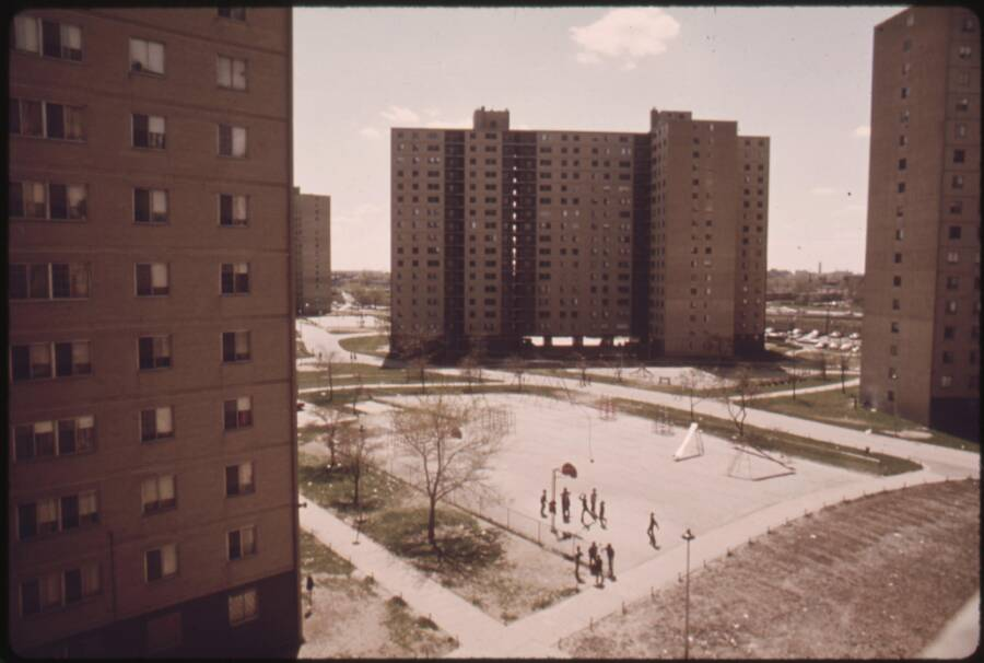 South Side Housing Projects
