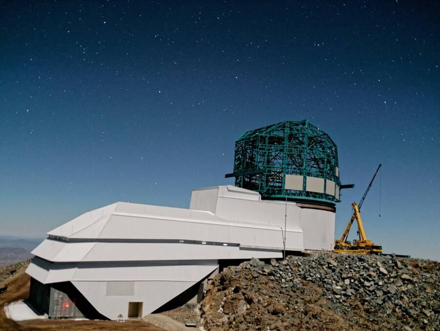 Vera Rubin Observatory