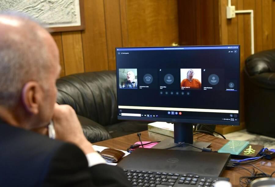 Amanda Mcclure Virtual Sentencing