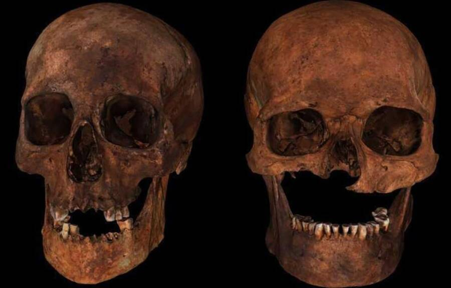 Ancient Scottish Skulls