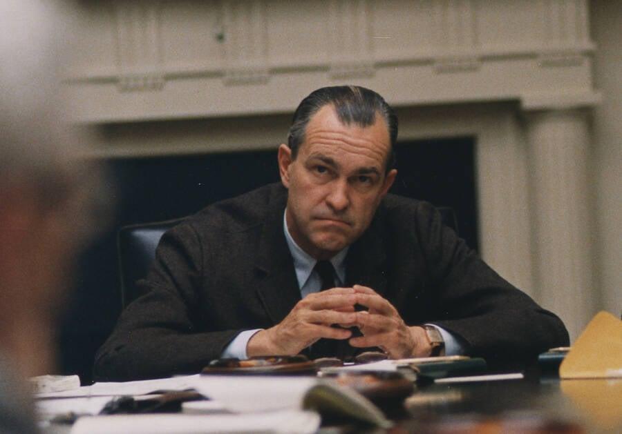 CIA Director Richard Helms