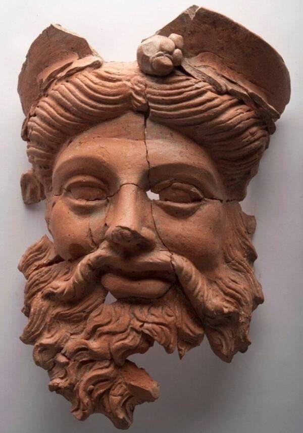 Dionysus Mask