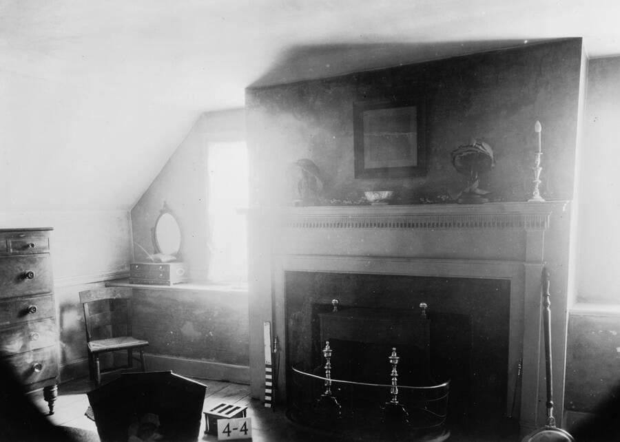 Dyckman House Bedroom