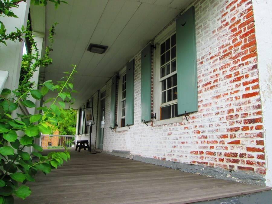 Empty Front Porch