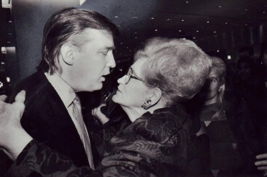 Donald Trump's Mother