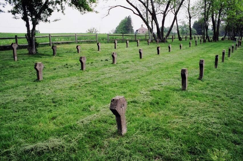 Patient Cemetery