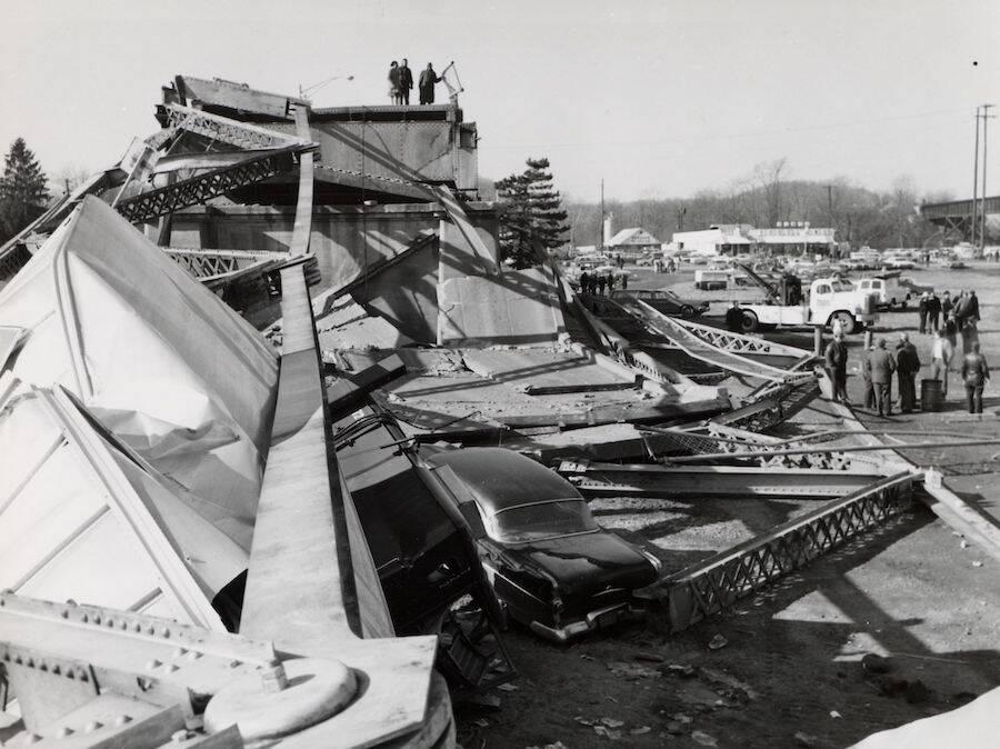 Point Pleasant Silver Bridge Collapse
