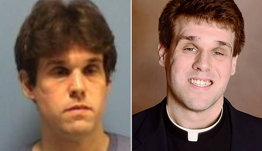 Reverend Travis Clark Before And After