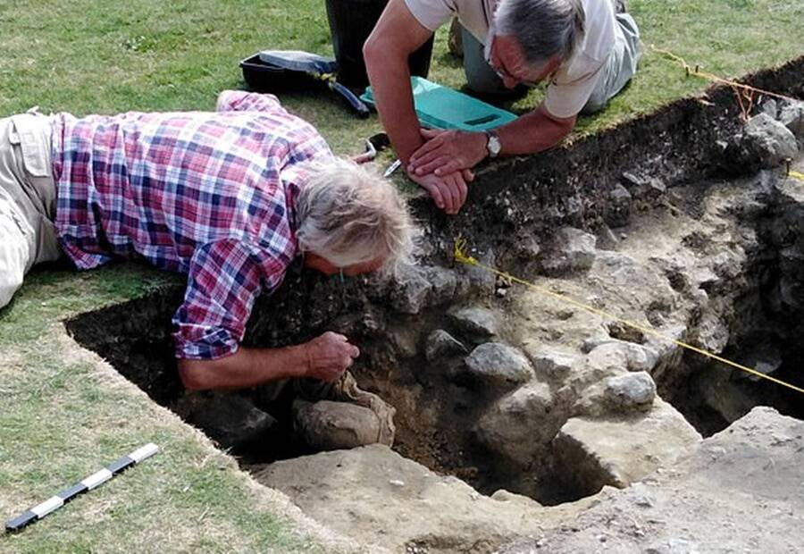 Shaftesbury Excavation