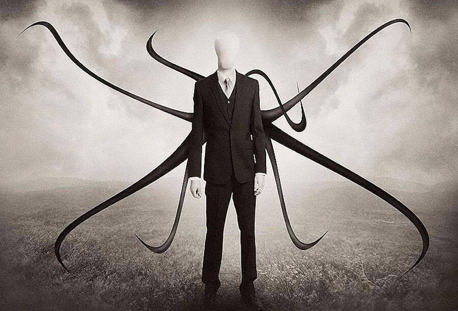Urban Myth Of Slender Man