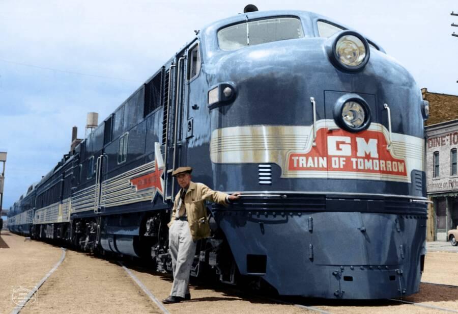 GM's Train Of Tomorrow