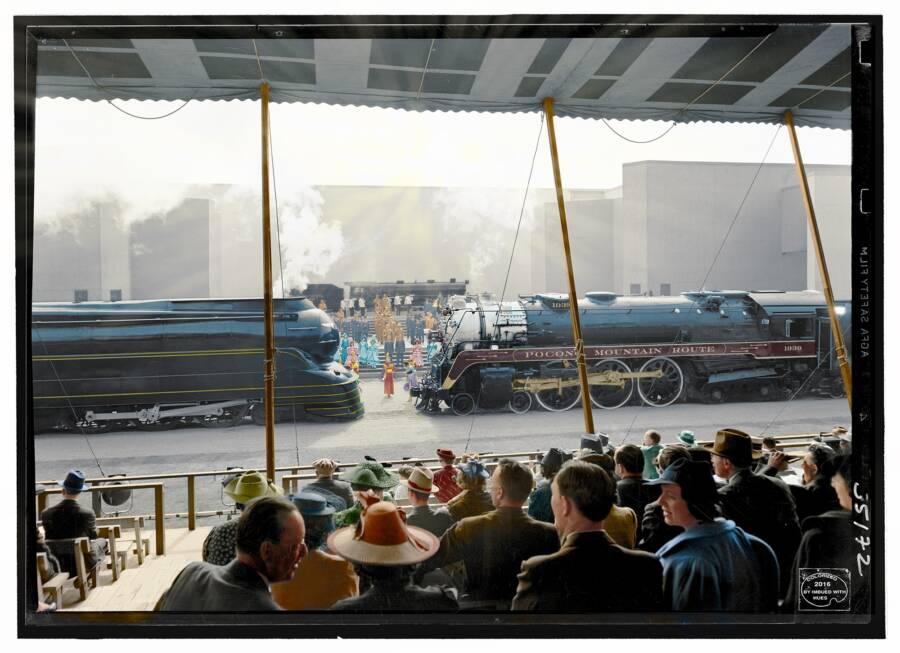 Trains At 1939 Worlds Fair