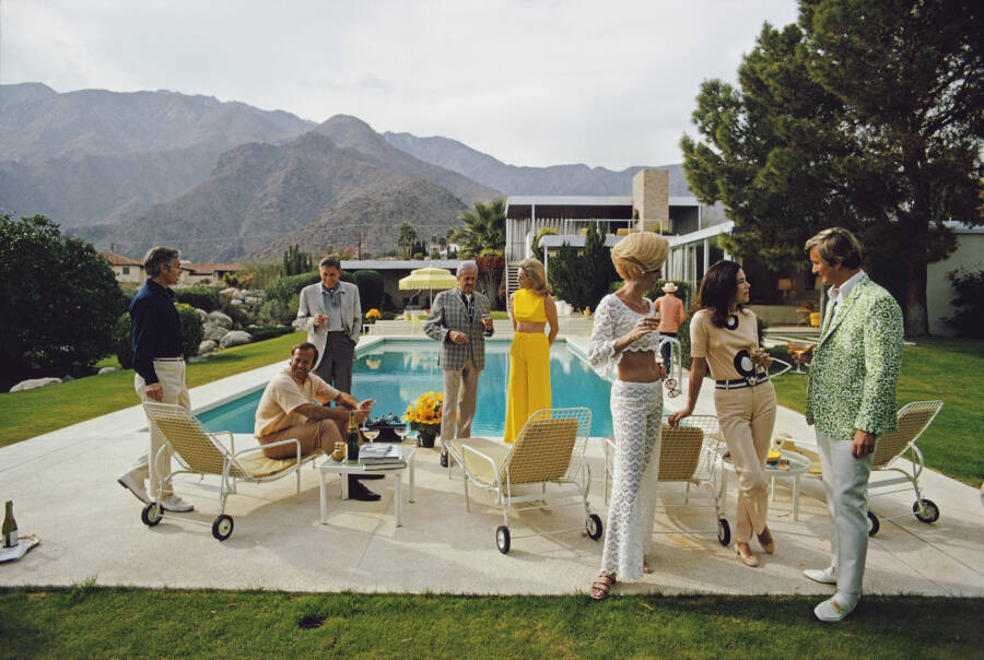 70s Poolside Party