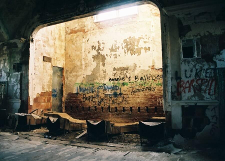 Abandoned Philadelphia Byberry Asylum
