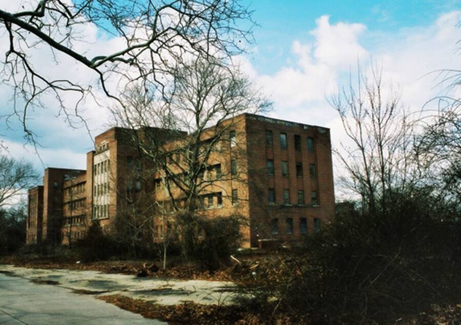 Abandoned Philadelphia State Hospital
