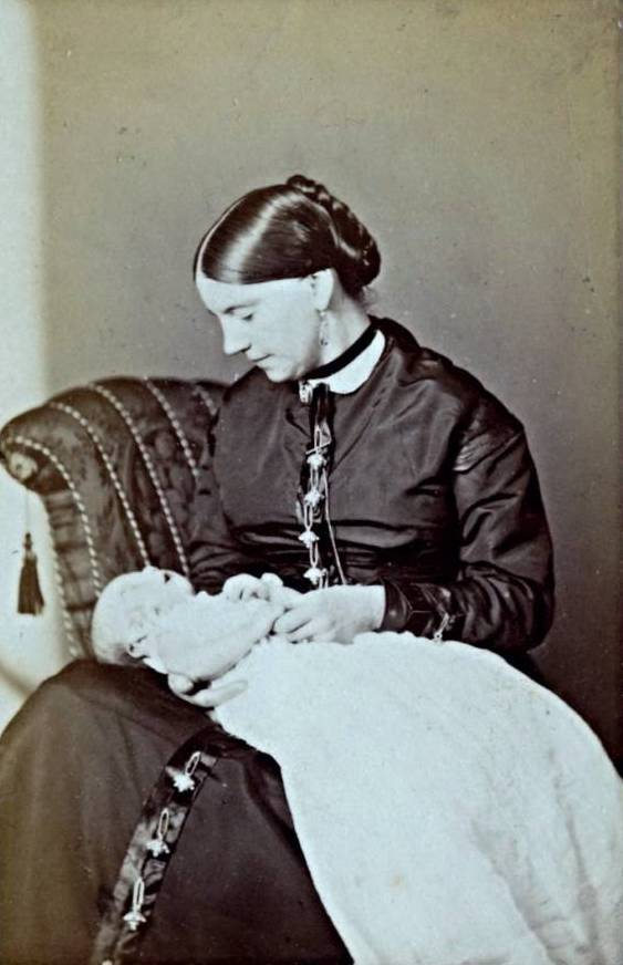 Victorian Era Death Photo