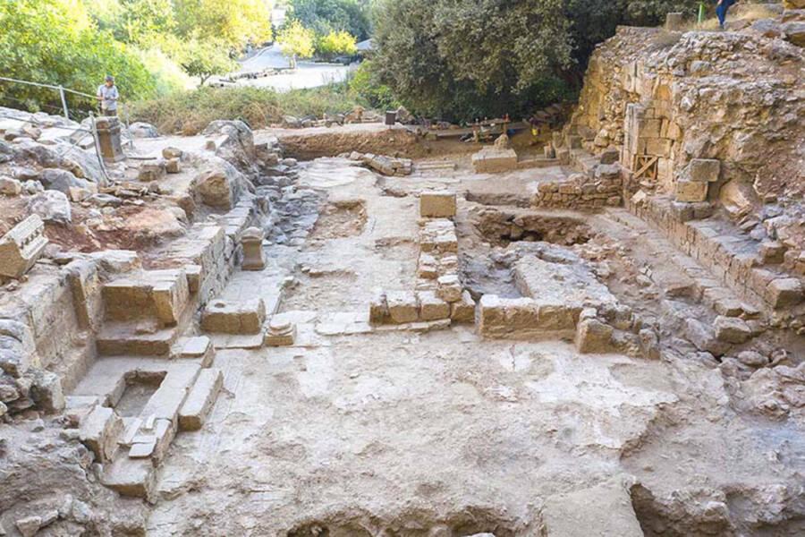 Banias Church Ruins