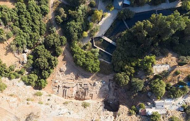 Banias From Above