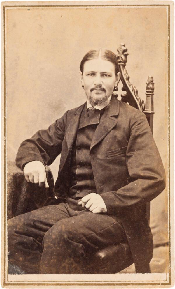 Boston Corbett In 1865