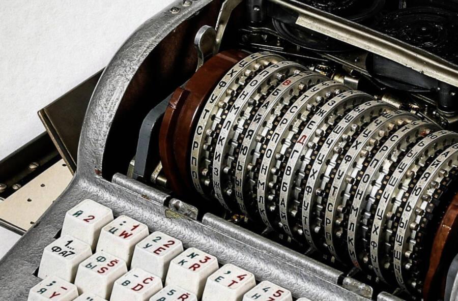 Fialka Machine
