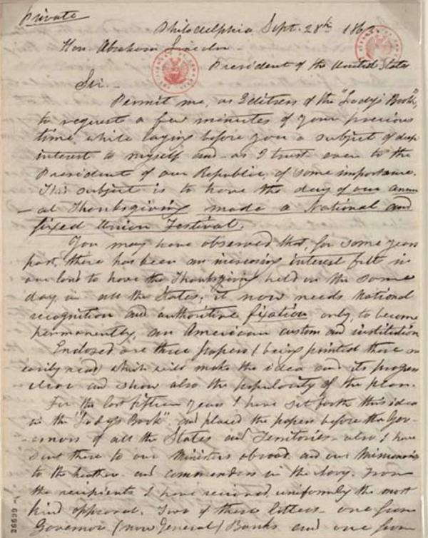 Hale Letter