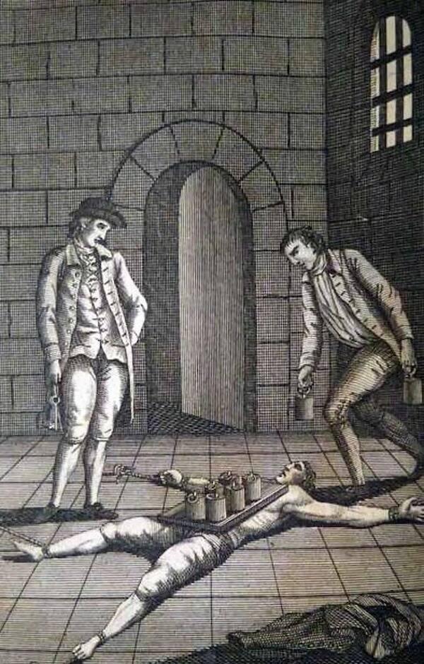 Crushing Torture