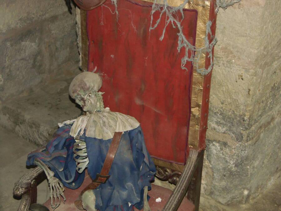 Immurement Cellar