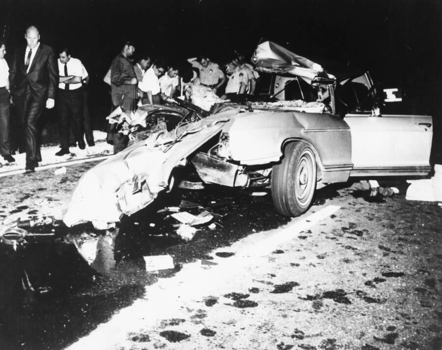 Jayne Mansfield Car Crash
