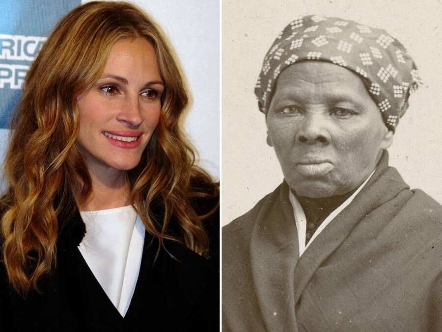 Julia Roberts As Harriet Tubman Rumor