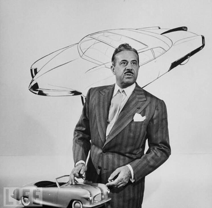 Loewy Futuristic Car Design