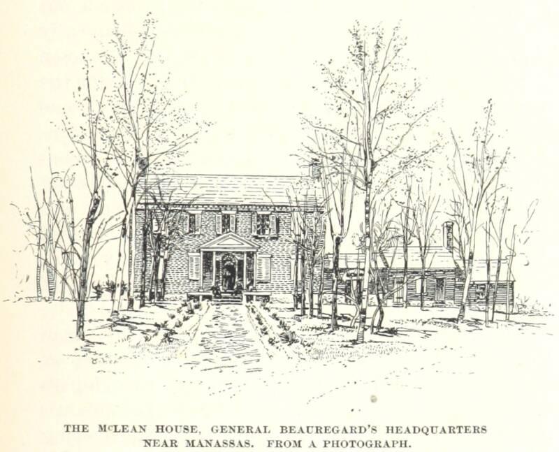 Mclean House Manassas
