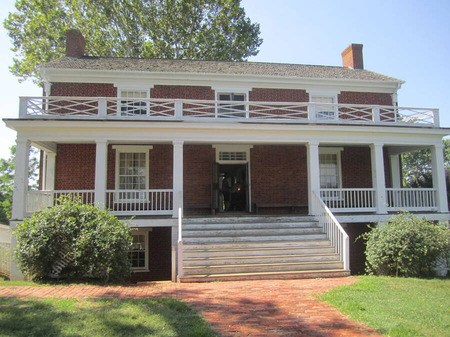 Appomattox House Hari Ini