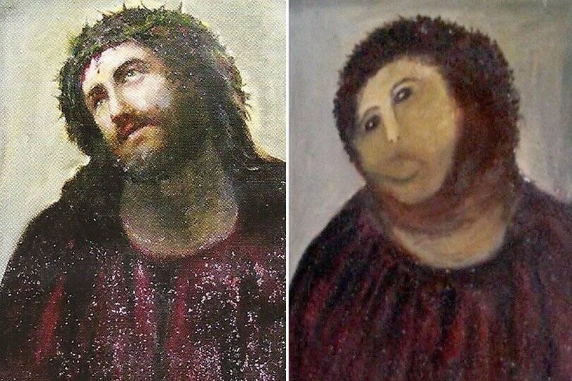 Monkey Christ