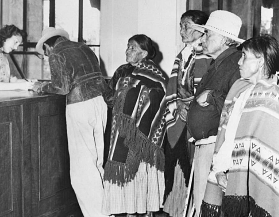 When Did Native Americans Get The Right To Vote