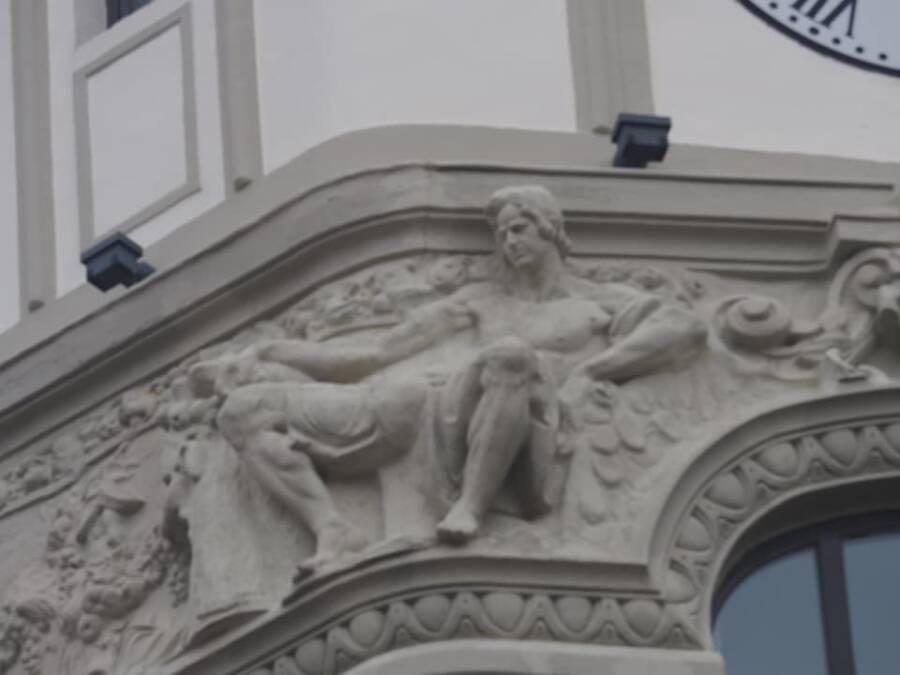 Normal Sculpture In Palenica