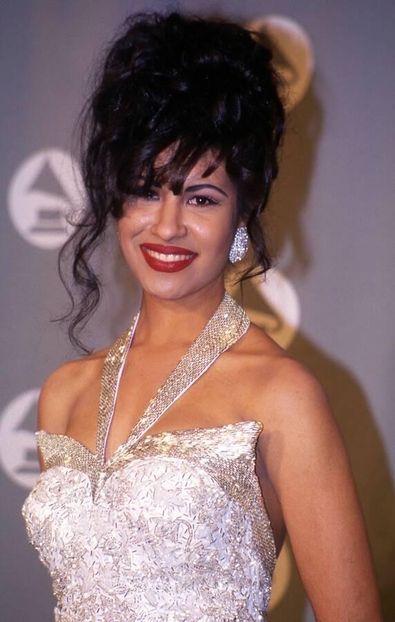 Selena At The Grammys