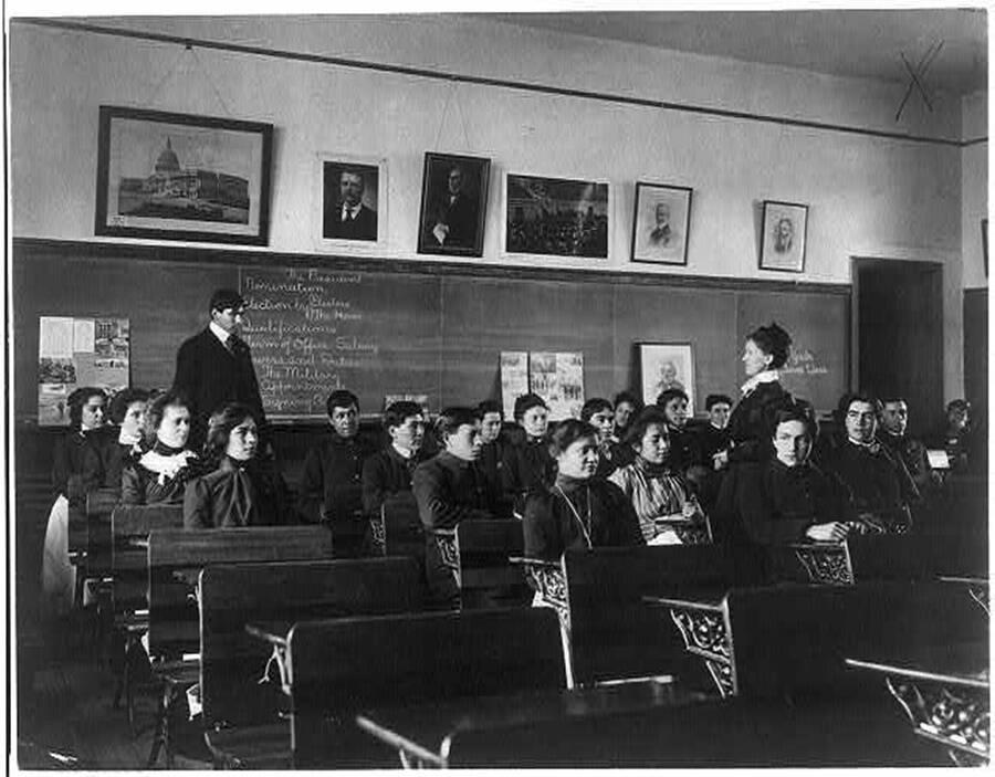 Carlisle Indian Boarding School