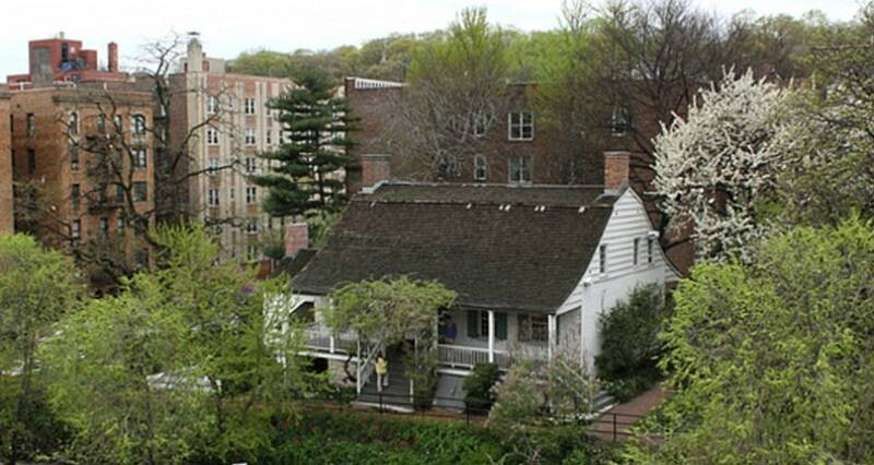 How The Dyckman Farmhouse Has Stood For 235 Years While New York City Grew Up Around It