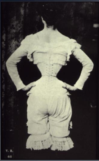 Victorian Era Waist