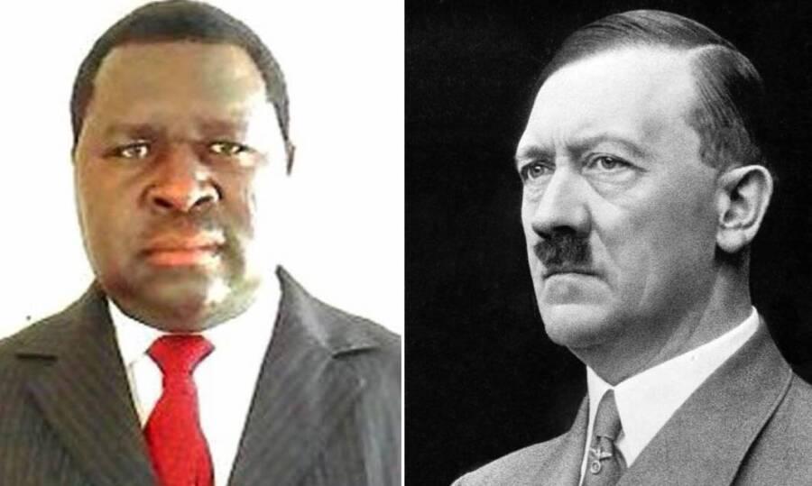 Adolf Hitler Uunona And Adolf Hitler