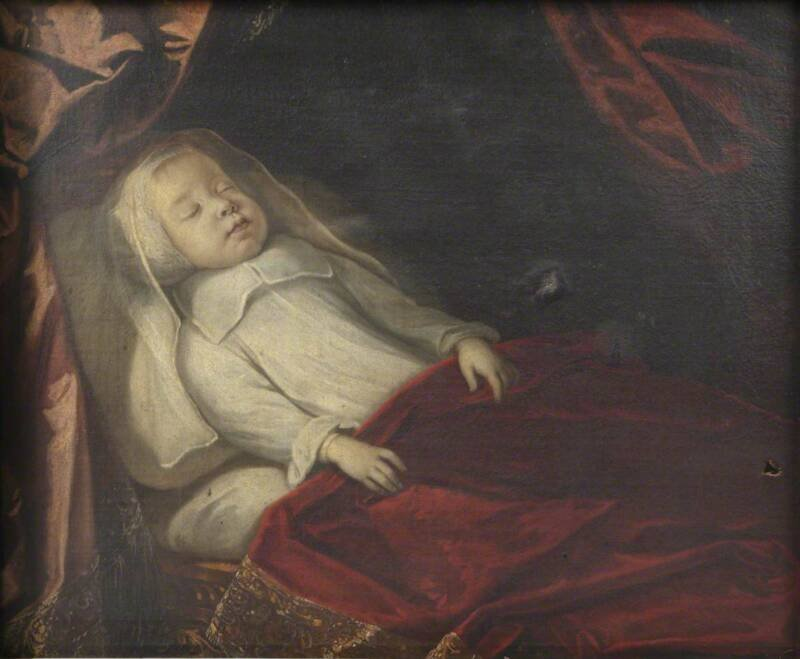 Painting Of Deceased Child