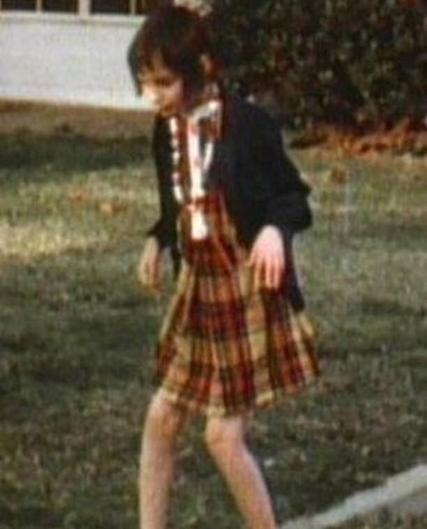 Creepy Photo Of Genie Wiley