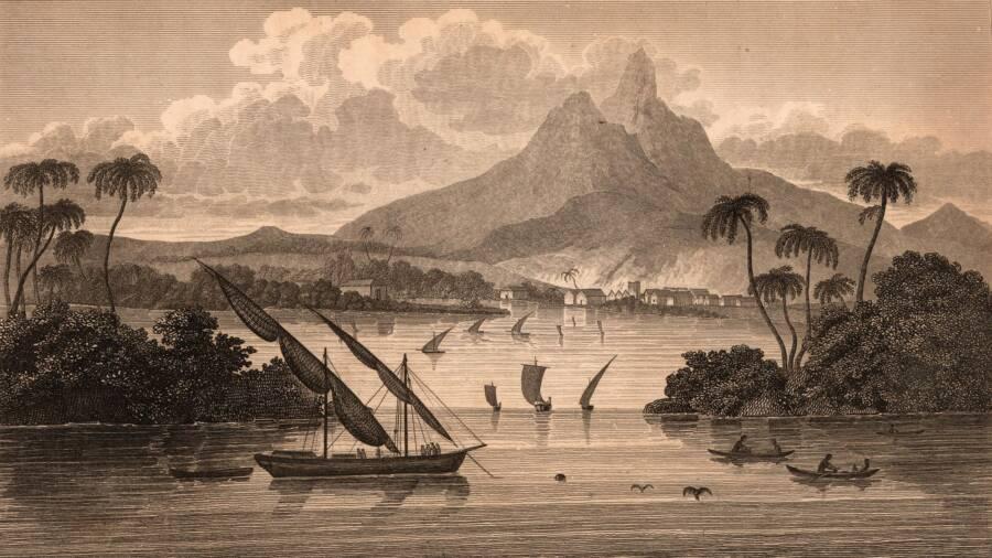 Map Of Poyais