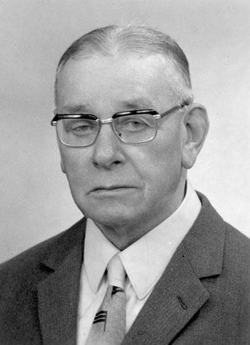 Gruninger As An Older Man