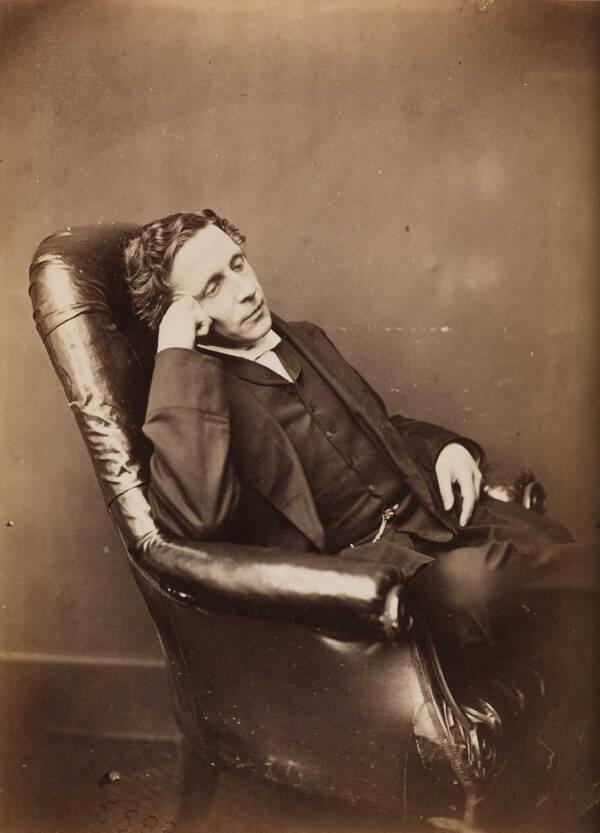 Lewis Carroll Portrait