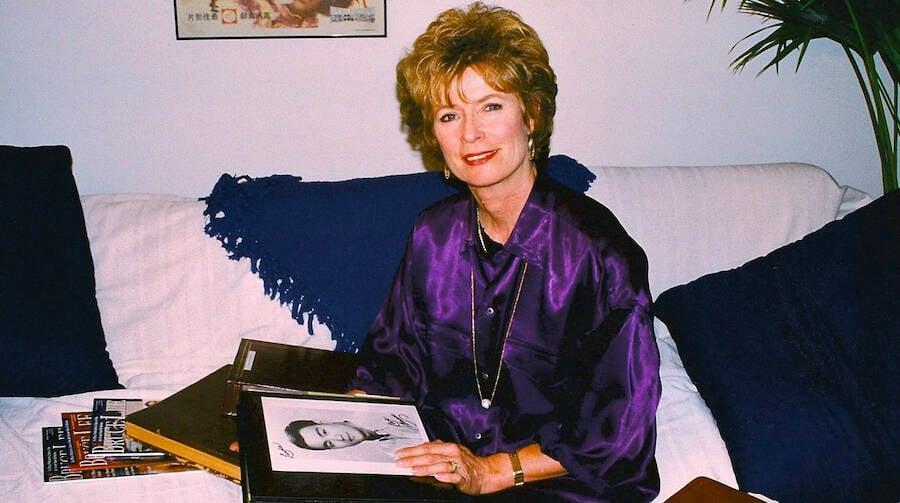 Linda Lee Cadwell At Home